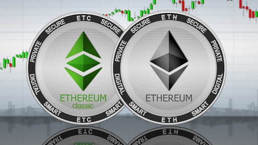 Koin Ethereum Classic dan juga Ethereum