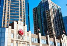 Gedung IDX tempat perusahaan Tbk go public