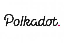 Logo Cryptocurrency Polkadot